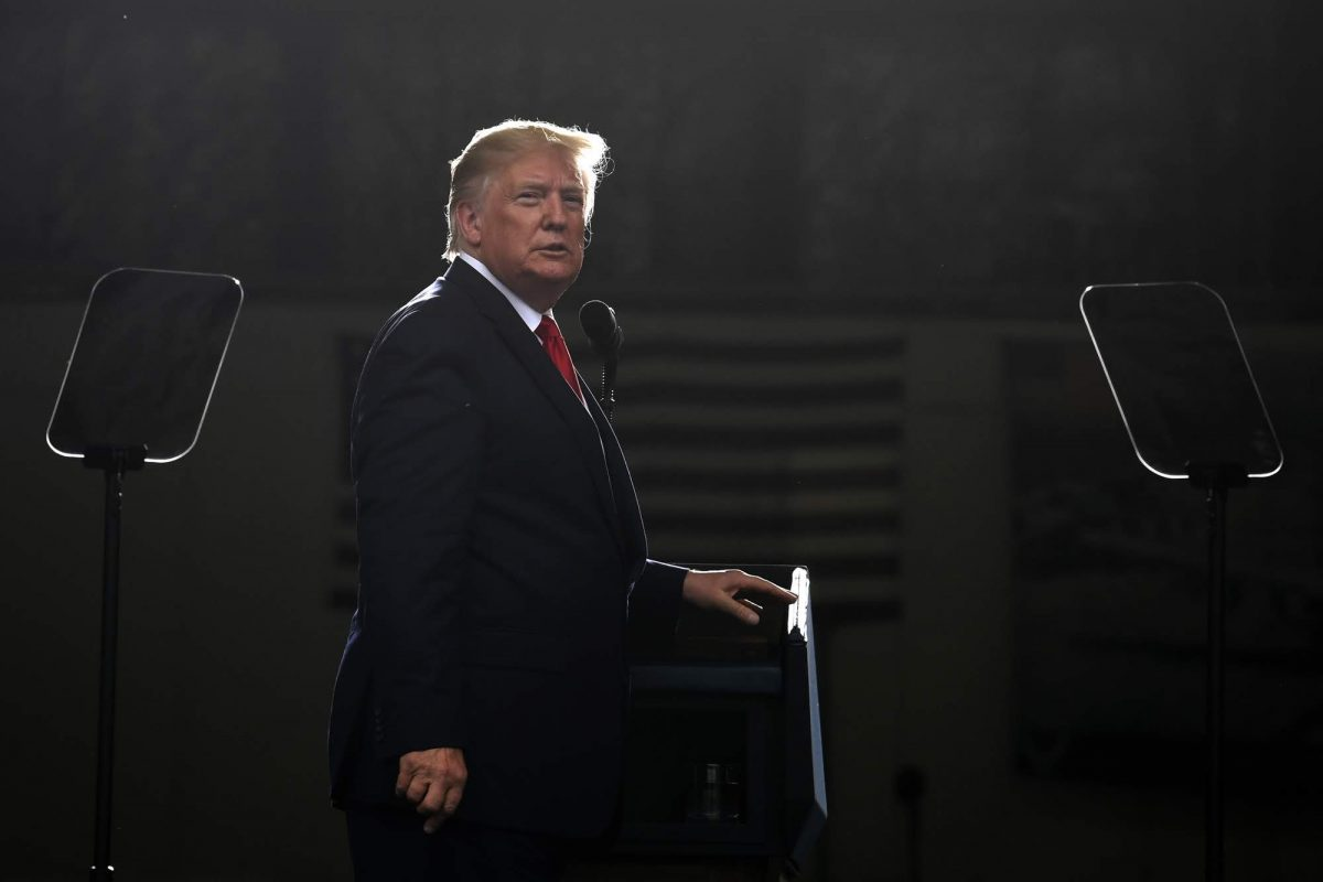 Dow Futures Shudder at Crucial Misstep in Trump's 'Absurd' Trade Deal