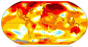2019 was Earth's second-warmest year on record