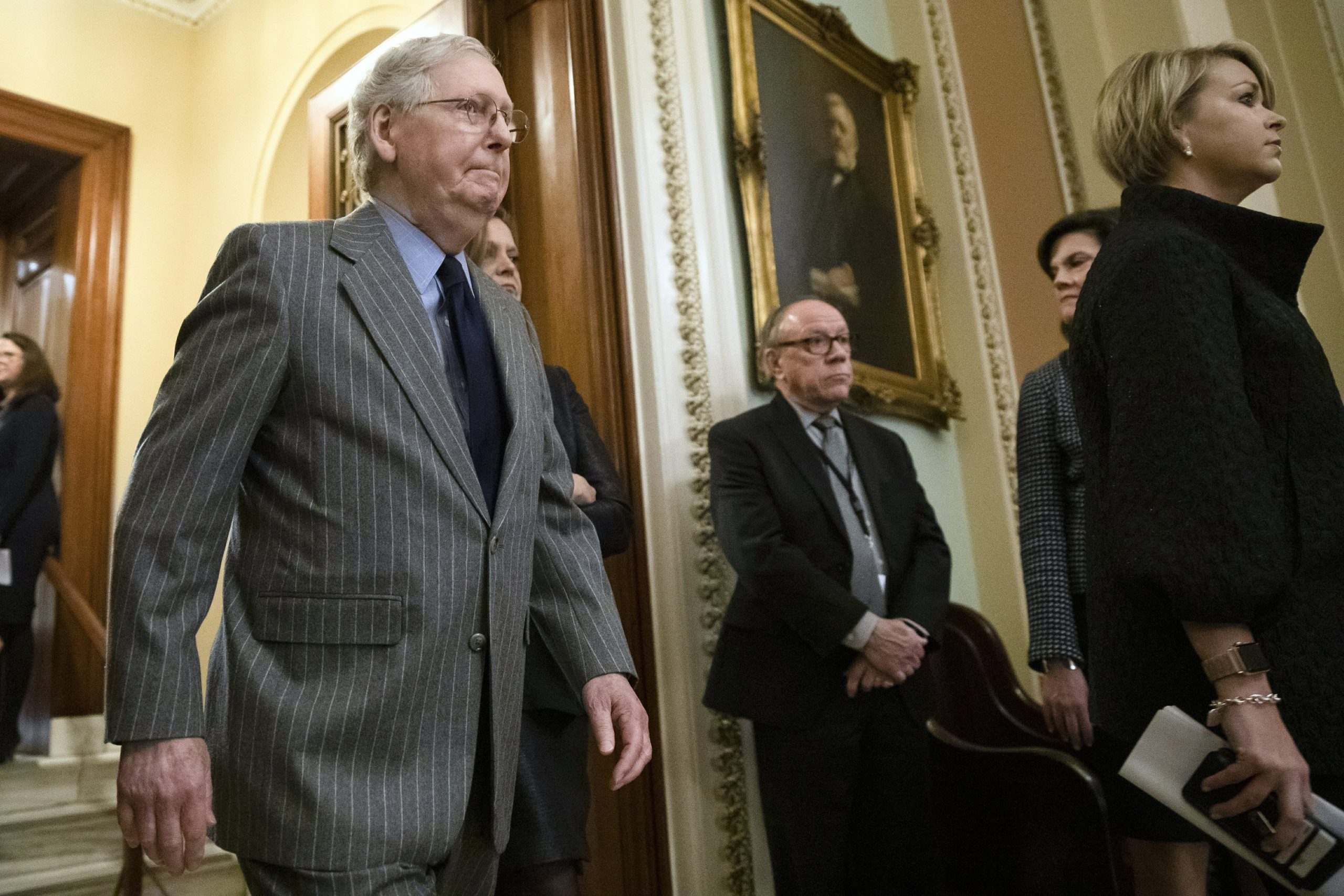 Trump's defenders to play to many audiences in Senate trial