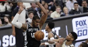 It's Time for Gregg Popovich to Let Go and Sell High on LaMarcus Aldridge