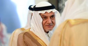 The killing of Iran's top general was a 'wake-up call' to Tehran, Saudi prince says