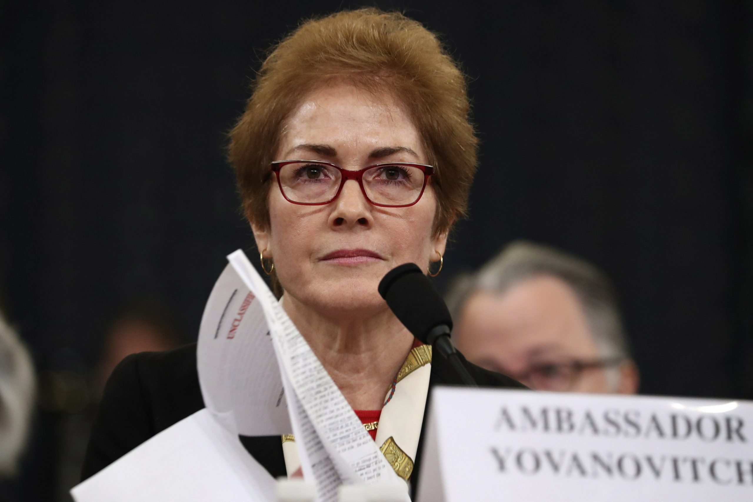 Ukraine opens probe of possible surveillance of ambassador