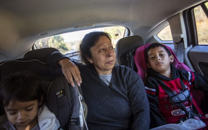 In tiny town, immigration detainees outnumber residents