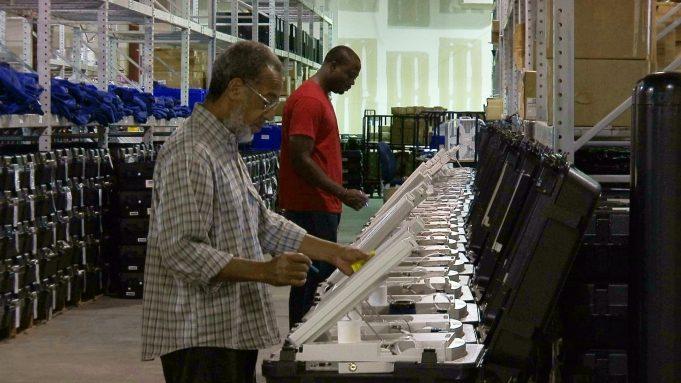 Georgia election server showed signs of tampering: Expert