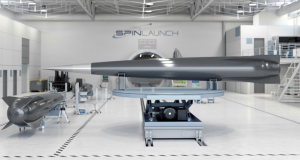 SpinLaunch spins up a $35M round to continue building its space catapult