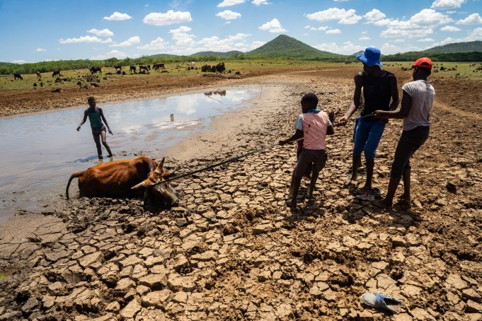 Developing economies reliant on agriculture are more exposed to climate risks, McKinsey finds
