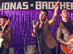 All Three Jonas Brothers End Up In Their Underwear In 'What A Man Gotta Do' Video