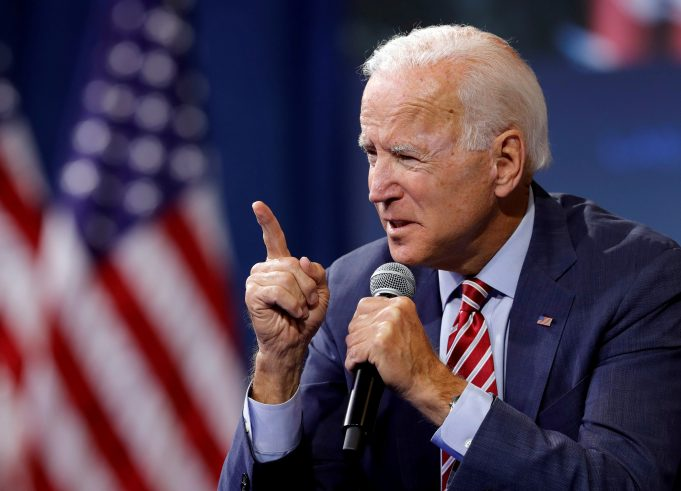 Biden wants to get rid of law that allows companies like Facebook to moderate their own content