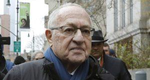 AP source: Dershowitz, Starr on Trump impeachment legal team