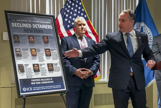 ICE ups ante in standoff with NYC: 'This is not a request'