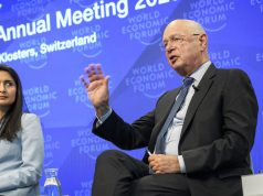 Davos elite back corporate social responsibility, but 'their words are bigger than their actions'
