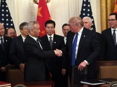 There's a 50% chance the US-China 'phase one' deal could fall apart in one year