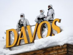 Snipers, security guards and soldiers: Keeping the elite safe at Davos is not cheap