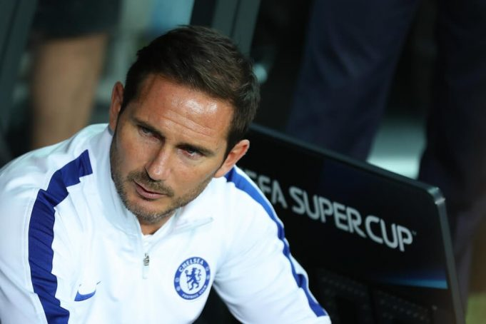 Chelsea manager Frank Lampard is Missing the All-Important 'Plan B'