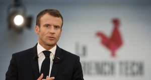 France is making start-up friendly reforms to lure tech talent and take on Silicon Valley