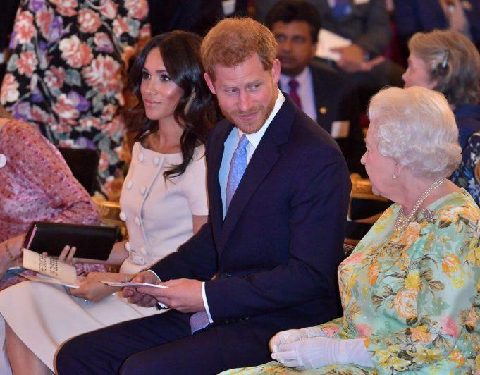 Literal Welfare Queen Elizabeth Should Follow Harry and Meghan's Exit