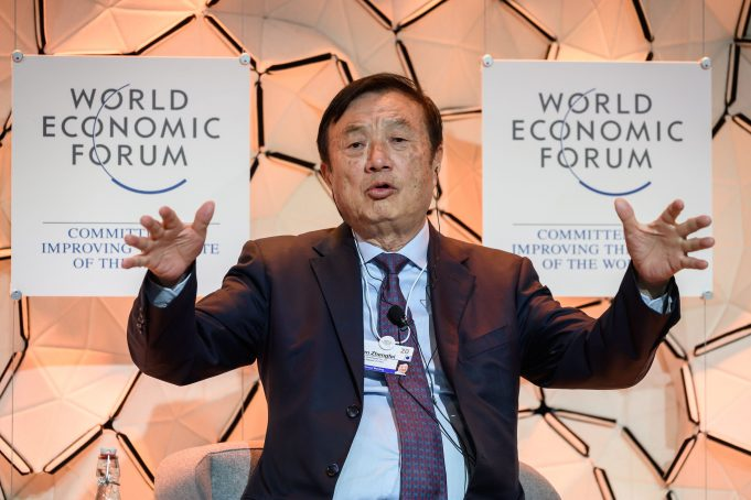 Huawei founder says Chinese giant can 'survive further attacks' from the US as he predicts escalation
