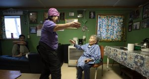 At 90, Native Alaska woman will be 1st counted in US Census
