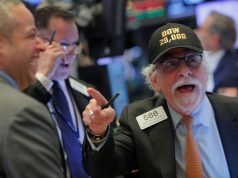 Stock market live updates: Dow set to rise, IBM surging, coronavirus effect