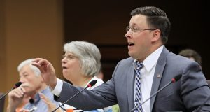 Over 100 state lawmakers accused of misconduct in 3 years