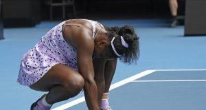 'I'm better than that': Serena stunned at Australian Open