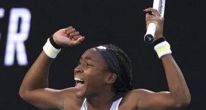 15-year-old Gauff upsets '19 champ Osaka at Australian Open