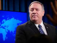 Mike Pompeo cursed out NPR reporter for asking about removal of Ukraine ambassador, she says
