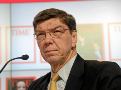 "Clayton Christensen, author of ""The Innovator's Dilemma,"" has passed away at age 67"