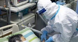 China reports over 1,280 virus cases, death toll at 41