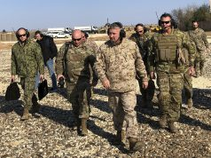 General: US committed to Syria fight; Missions up against IS