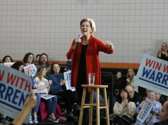 Elizabeth Warren seeks spark in final sprint to Iowa