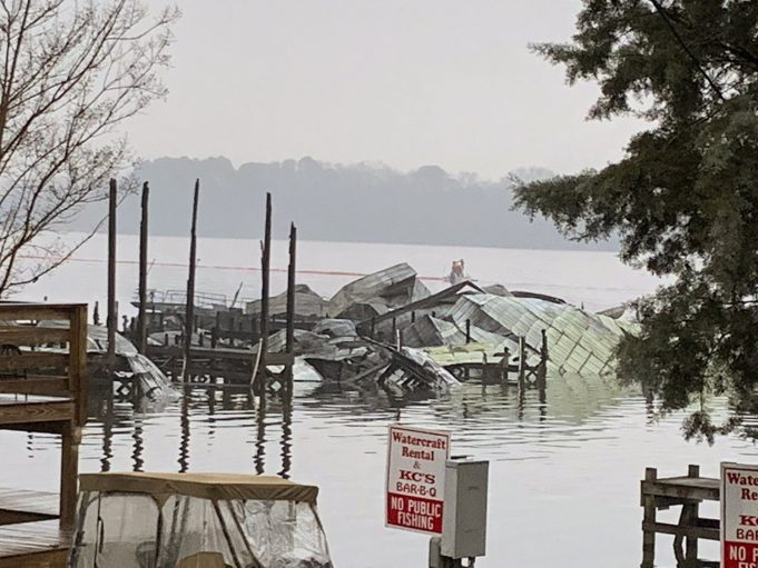 Alabama fire chief confirms deaths as fire destroys 35 boats