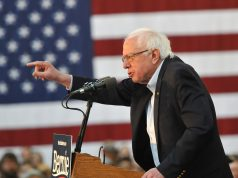 The stock market is starting to worry about Bernie Sanders