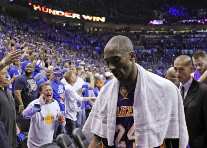 Column: Kobe's second act cut tragically short