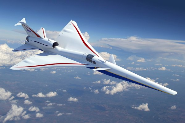 NASA's advanced vision system for its supersonic test jet is undergoing a key stress test