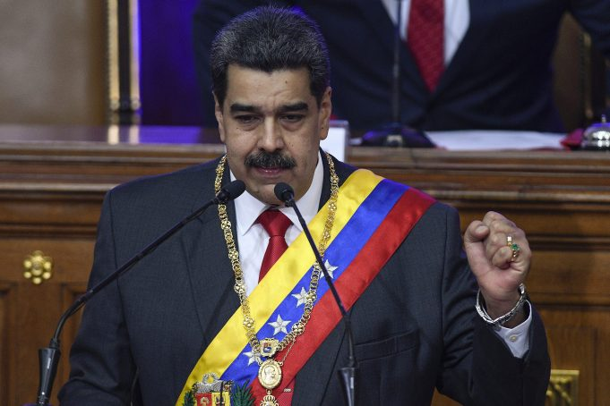 Ally of Venezuela's Maduro hires DC lobbyist to build ties