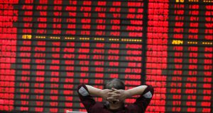 China Frantically Shuts Down Stock Market to Prevent Coronavirus Selloff