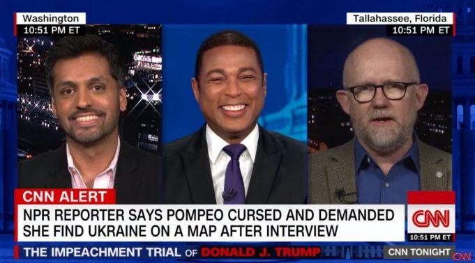 Don Lemon's Contempt for Trump Voters Is 2020's 'Deplorables' Moment