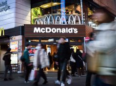 McDonald's stock rises as price hikes fuel earnings beat
