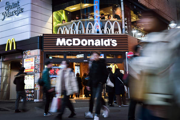 McDonald's stock rises as price hikes fuel earnings beat