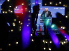 Sanders builds a deeper Jewish identity on the 2020 trail