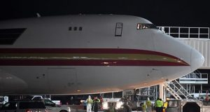 Boeing concerned about coronavirus impact on air travel
