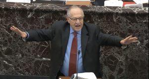 Experts on Dershowitz's impeachment defense: Quid pro whoa