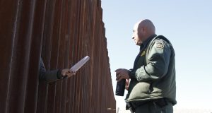 AP Exclusive: Border apprehensions drop 8 straight months
