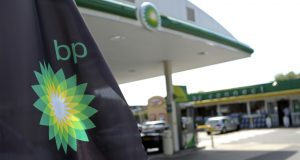 BP full-year net profit falls 21% on weak oil and gas prices