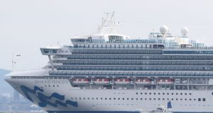 Princess Cruises quarantines 3,700 for two weeks on ship after 10 passengers test positive for new coronavirus