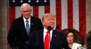 State of the Union live updates: Trump attacks Democrats over health care in campaign-style speech