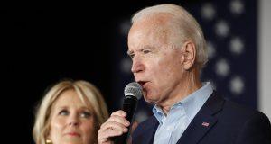 Biden's poor showing in Iowa shakes establishment support