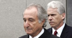 Madoff seeks prison release, citing terminal kidney failure