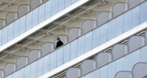 'A floating prison': Cruise of Asia ends in virus quarantine